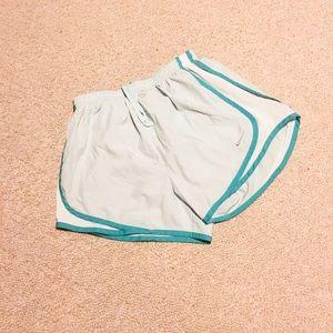 Light blue nike shorts size small